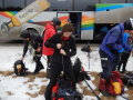 Bild 302963 Gabriella förbereder sig för isen, Foto: Jan Freudmann