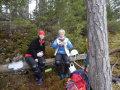 Bild 302967 Gabriella och Marianne lunchar, Foto: Jan Freudmann