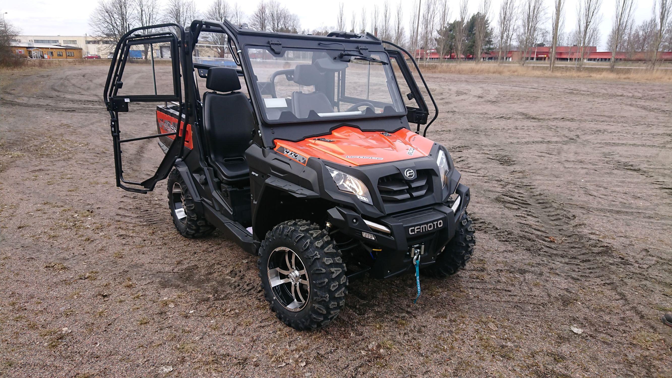 Nya traktorn